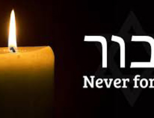 Yom Hashoah – Remembering the Lessons of the Holocaust